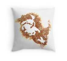 Duck Hunt Spirit Throw Pillow