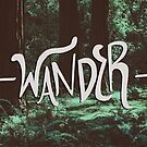 Wander by Leah Flores