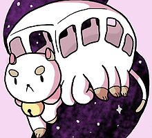 Puppycat Bus by kbeehivep