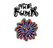 The Funk - Mighty Boosh Photographic Print