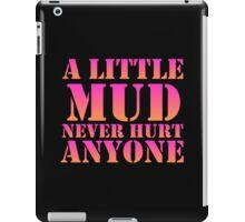 MUD iPad Case/Skin