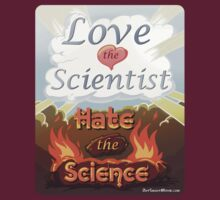 "Love the Scientist, Hate the Science | from the short film ""Out Smart"" by rydrew"