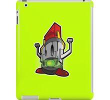 lucha robot iPad Case/Skin