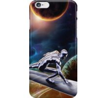 Sliver Surfer iPhone Case/Skin