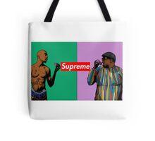 Tupac/Biggie Tote Bag