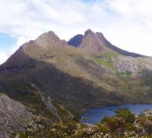 Cradle Mountain, Tasmania Sticker