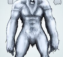 Yeti by Luke Kegley