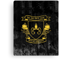 House Greyjoy Canvas Print