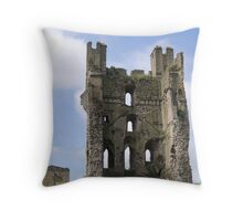 Helmsley Structure Throw Pillow