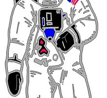 Spacesuit by kwg2200