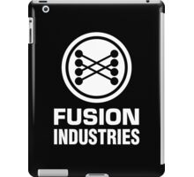 Fusion Industries - Back to the Future (White) iPad Case/Skin