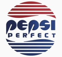 Pepsi Perfect - Back to the Future (Gradient Colors) Kids Clothes