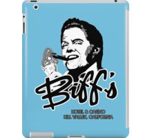 Biff's Hotel and Casino iPad Case/Skin