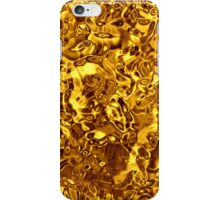 Boiling Gold iPhone Case/Skin