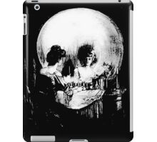 All Is Vanity: Halloween Life, Death, and Existence iPad Case/Skin