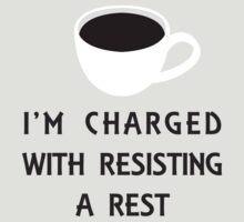 Coffee Charge by FlyNebula