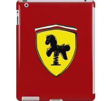 Famous horse iPad Case/Skin