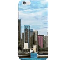 Chicago IL - Chicago Harbor Lock iPhone Case/Skin