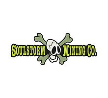 SoulStorm Mining Co. Photographic Print