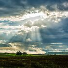 Morning cloud(s) over the Swabian Hills by Mark Bangert