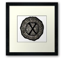 Xavier's School For Gifted Youngsters meets Burton Framed Print