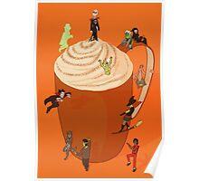 Pumpkin Spiced Latte Poster