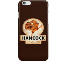 Hancock Gasoline iPhone Case/Skin