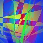 Blue Reflection by masabo
