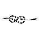 Figure eight knot by Spencer Tymchak