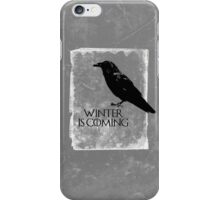Raven ( GoT ) iPhone Case/Skin
