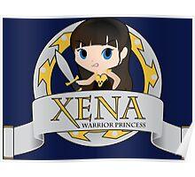XENA the Warrior Princess Poster