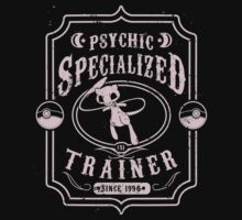Psychic Specialized Trainer Kids Clothes