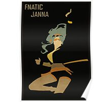 Fnatic Janna Poster