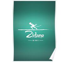 Zidane - Final Fantasy IX Poster