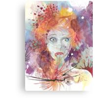 Good Intentions V2 Canvas Print