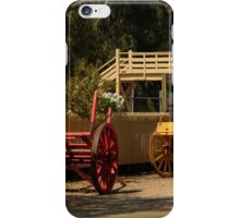 Parking for Carts Only iPhone Case/Skin