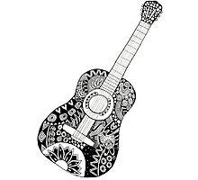 JUKA Guitar by jukaartist