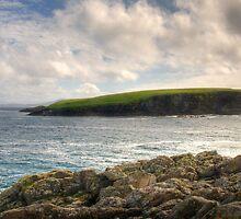 Poirtin from Keel by Declan Howard