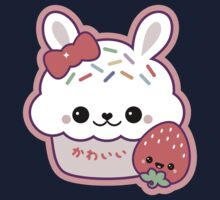 Cute Bunny Cake Kids Clothes