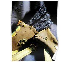Steampunk Ladies Holster 1.1 Poster