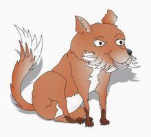 Bushy Tailed Fox Kids Clothes