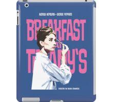 Breakfast at Tiffany's Movie Poster iPad Case/Skin