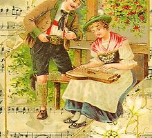 Lets Play A Tune! by Sandra Foster