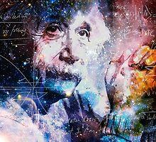 Albert Einstein by MarcoD