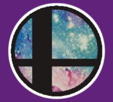 Galactic Smash Bros. Final destination T-Shirt