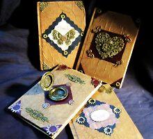 Steampunk Journals 1.2 by PiscesAngel17