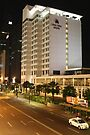 Hotel Nikko Jakarta (by night) by Property & Construction Photography