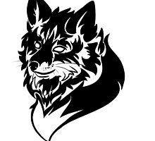 Tribal Fox by Ouuka