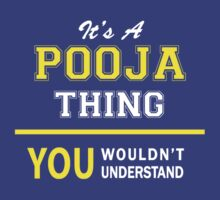 It's A POOJA thing, you wouldn't understand !! by satro