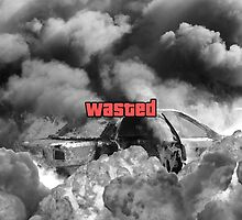 Wasted GTA by JOlorful